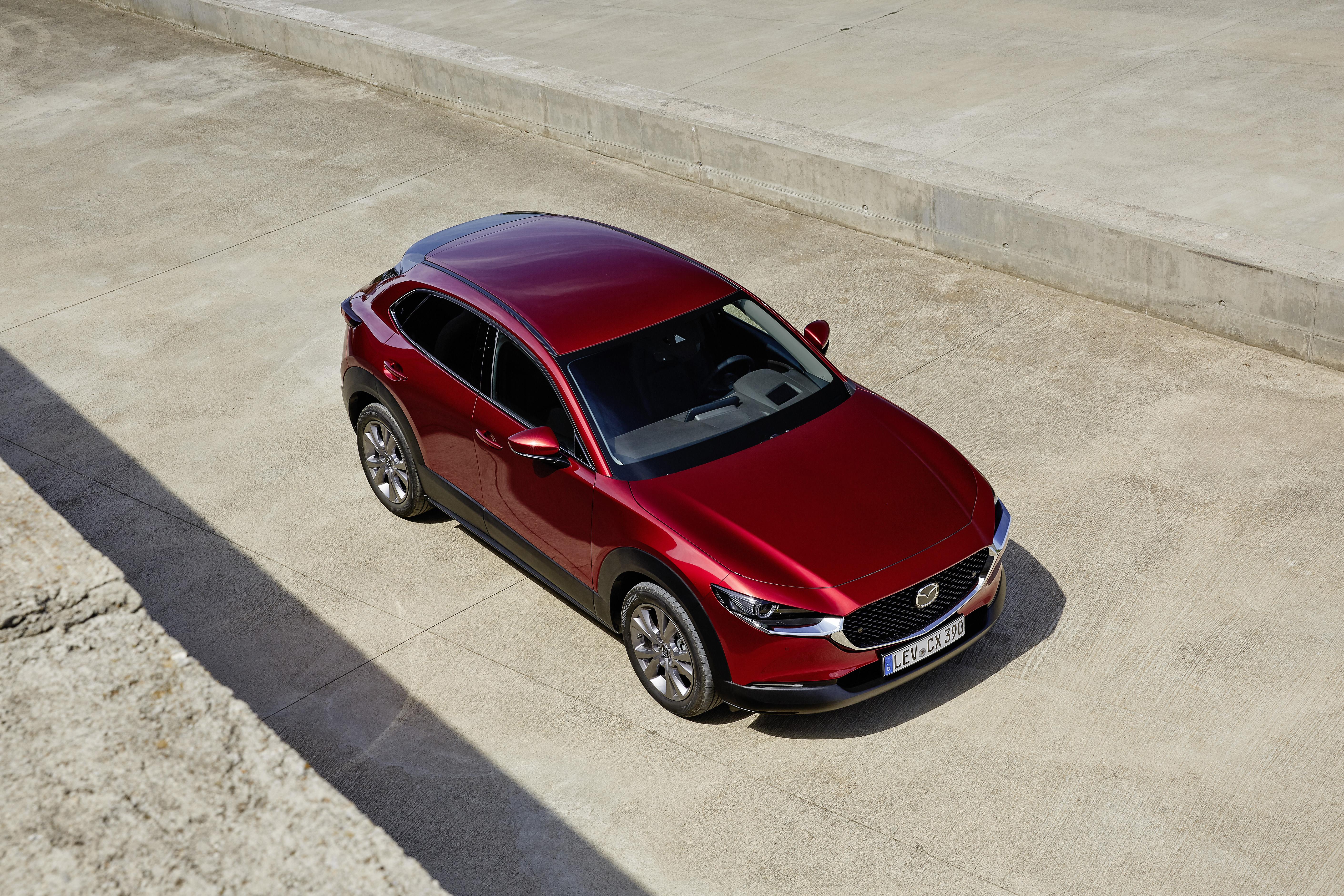 Mazda Italia & Wemediacrew Web Agency